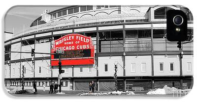 Wrigley Field iPhone 5 Cases