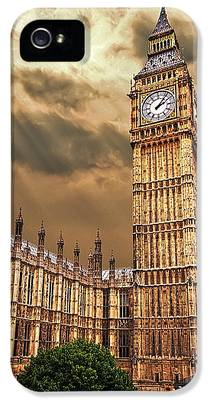 Tower Of London IPhone 5 Cases