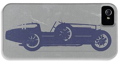 Bugatti Type 35 iPhone 5 Cases