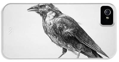 Crow IPhone 5 Cases