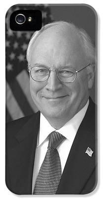 Dick Cheney iPhone 5 Cases