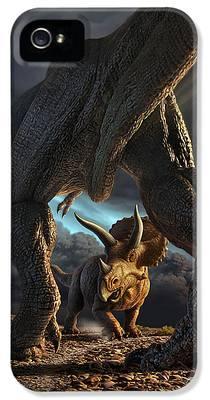 Dinosaur iPhone 5 Cases