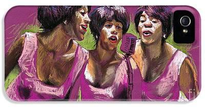 Trio iPhone 5 Cases
