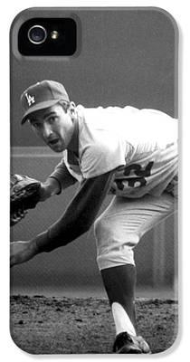 Baseball Glove IPhone 5 Cases