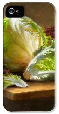 Lettuce IPhone 5 Cases