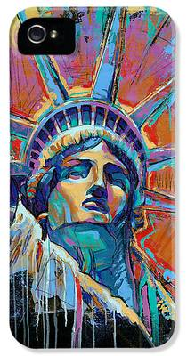 Statue Of Liberty iPhone 5 Cases
