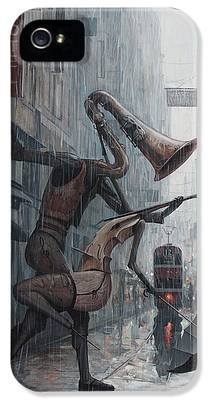 Surreal iPhone 5 Cases