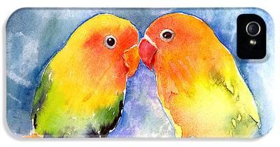 Lovebird IPhone 5 Cases
