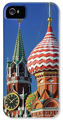 Moscow IPhone 5 Cases