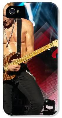 Def Leppard IPhone 5 Cases