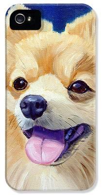 Pomeranian IPhone 5 Cases