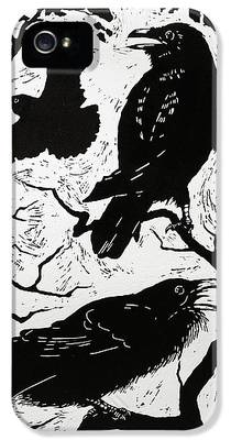 Raven iPhone 5 Cases