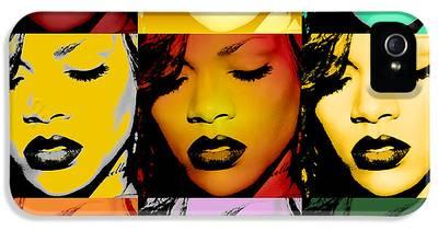 Rihanna iPhone 5 Cases