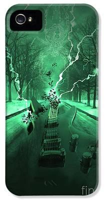 Heavy iPhone 5 Cases