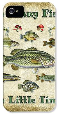 Smallmouth Bass IPhone 5 Cases