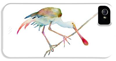 Spoonbill iPhone 5 Cases