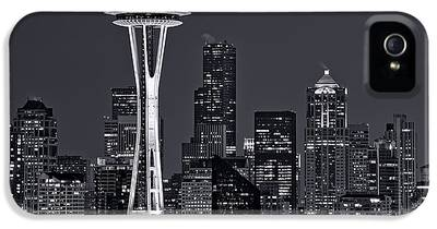 Seattle IPhone 5 Cases