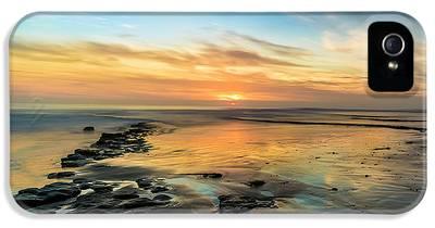 Ocean Sunset IPhone 5 Cases