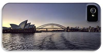 Sydney Skyline IPhone 5 Cases