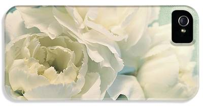 Carnation iPhone 5 Cases