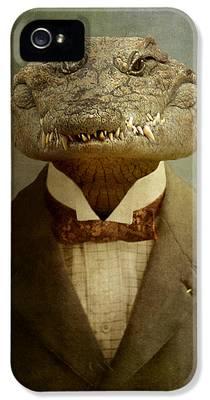 Crocodile iPhone 5 Cases