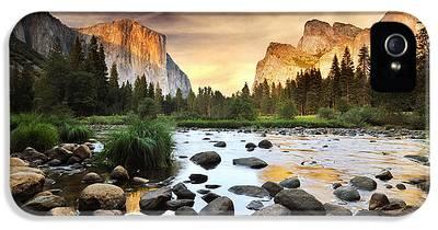 Yosemite National Park IPhone 5 Cases