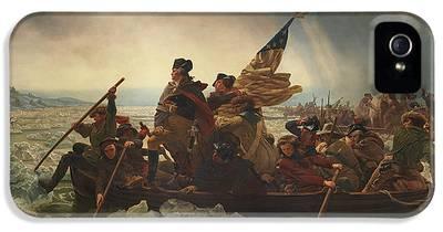 George Washington iPhone 5 Cases
