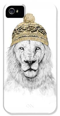 Lion iPhone 5s Cases