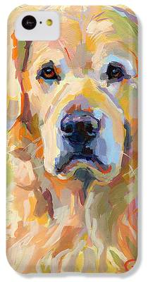 Golden Retriever IPhone 5c Cases