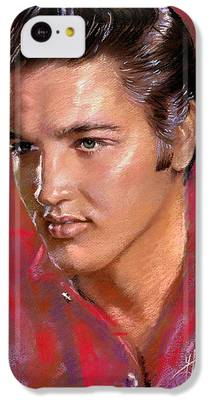Elvis Presley iPhone 5C Cases