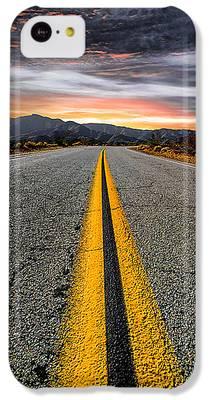 Desert iPhone 5C Cases