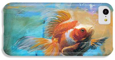 Goldfish iPhone 5C Cases