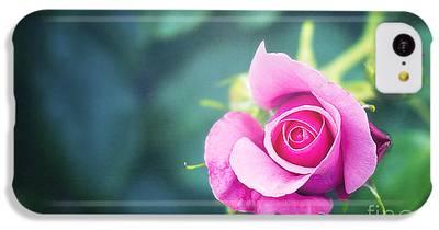 Raspberry iPhone 5C Cases