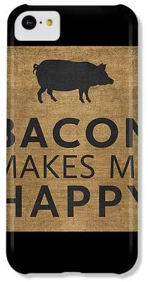 Pig iPhone 5C Cases