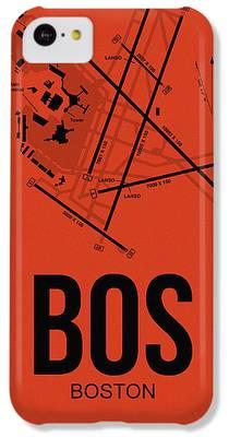 Boston iPhone 5C Cases