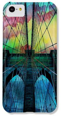 Times Square iPhone 5C Cases