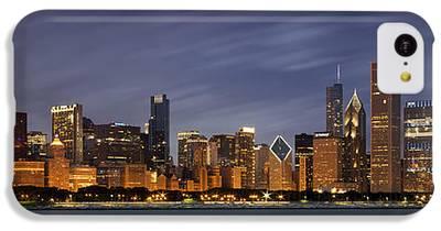 Lake Michigan iPhone 5C Cases