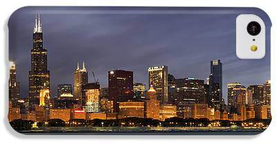 Lake Michigan iPhone 5C Cases