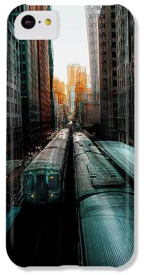 Railroad Station Photographs iPhone 5C Cases