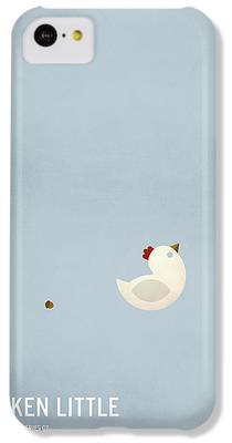 Chicken iPhone 5C Cases