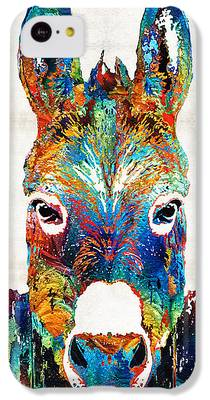 Donkey iPhone 5C Cases