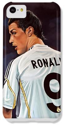 Soccer iPhone 5C Cases