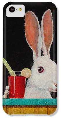 Bloody Mary IPhone 5c Cases