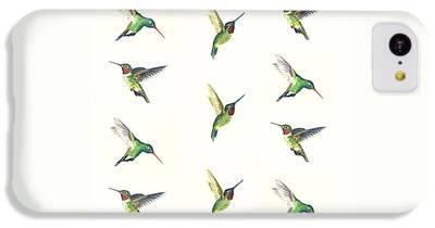 Hummingbird iPhone 5C Cases