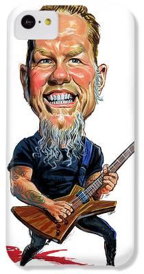 Metallica IPhone 5c Cases
