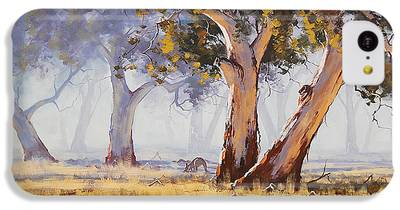 Kangaroo iPhone 5C Cases