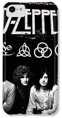 Led Zeppelin iPhone 5C Cases