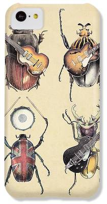 Bass iPhone 5C Cases