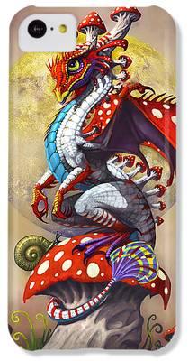 Dragon iPhone 5C Cases