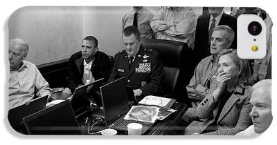 Joe Biden iPhone 5C Cases